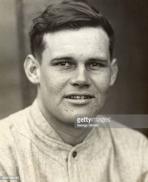 Ty Cobb Tris Speaker Joe Wood and Dutch Leonard four of the best known players in baseball were named by Commissioner KM Landis in making a new...