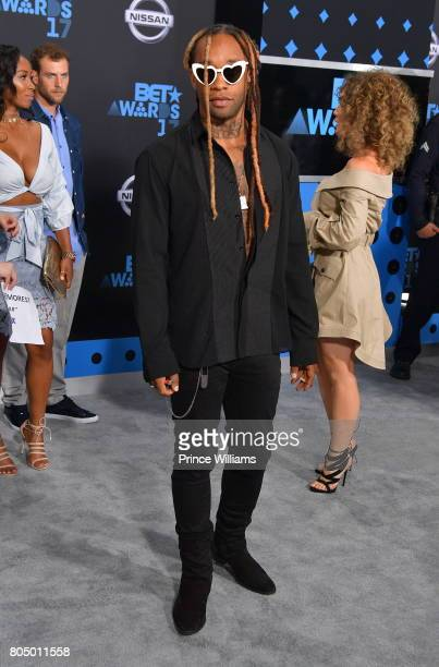 Ty Dolla Sign attends the 2017 BET Awards at Microsoft Theater on June 25 2017 in Los Angeles California