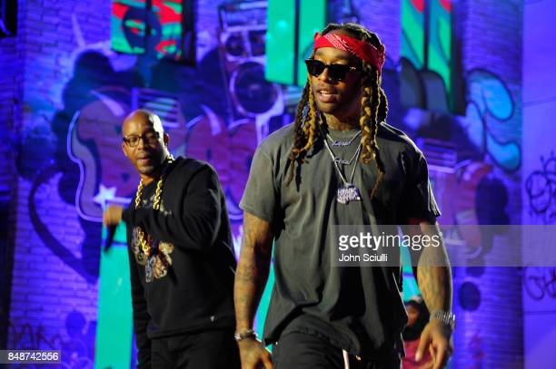 Ty Dolla Sign onstage at VH1 Hip Hop Honors The 90s Game Changers at Paramount Studios on September 17 2017 in Los Angeles California