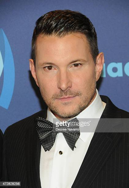 Ty Herndon attends the 26th Annual GLAAD Media Awards at The Waldorf Astoria on May 9 2015 in New York City
