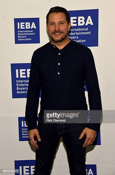 Ty Herndon attends the IEBA 2015 Conference Day 2 on October 12 2015 in Nashville Tennessee