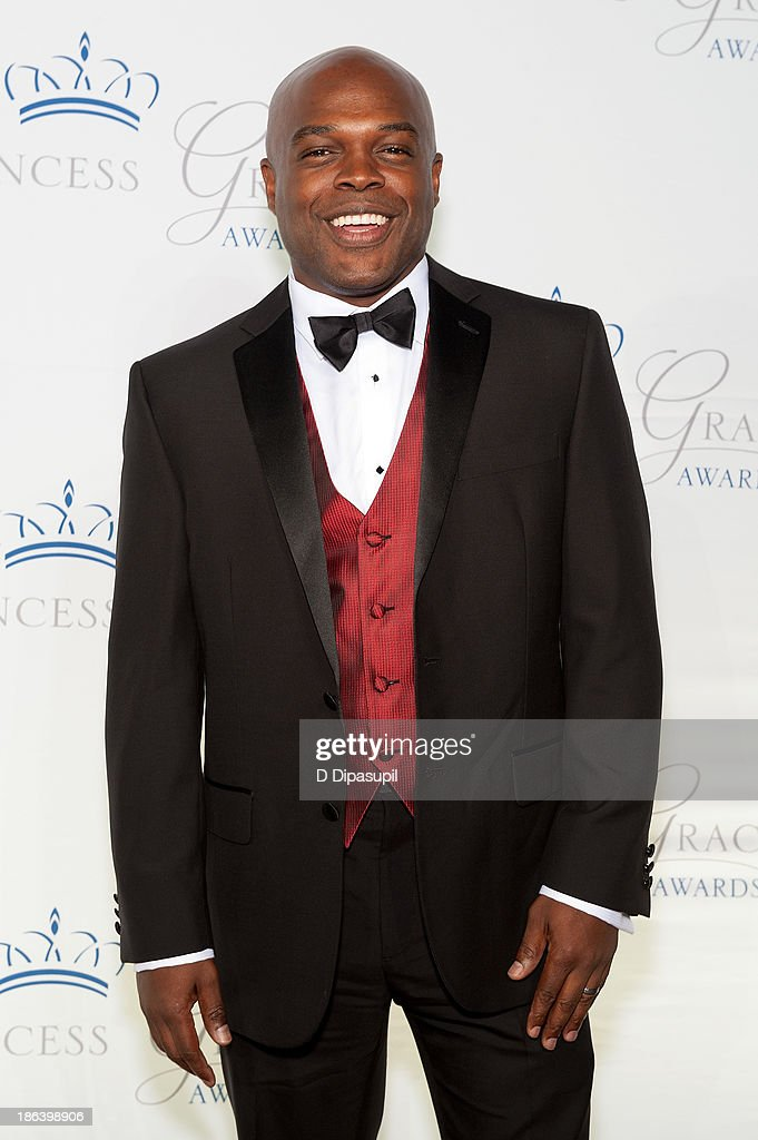 Ty Jones attends the 2013 Princess Grace Awards Gala at Cipriani 42nd Street on October 30, 2013 in New York City.