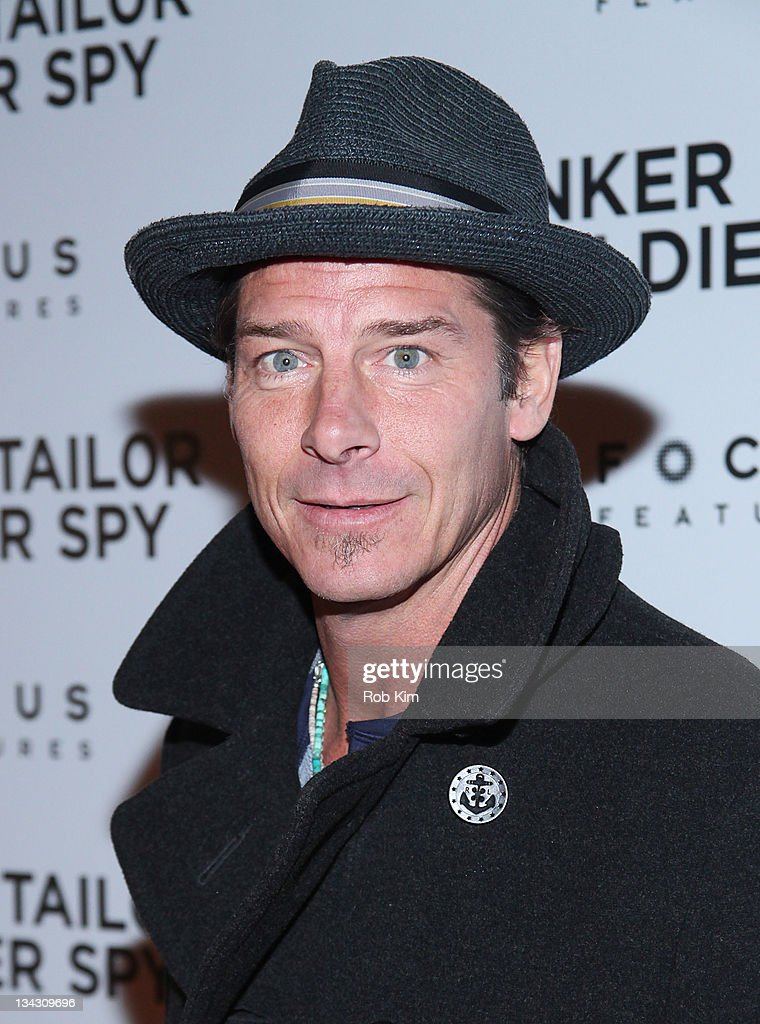 <a gi-track='captionPersonalityLinkClicked' href=/galleries/search?phrase=Ty+Pennington&family=editorial&specificpeople=241576 ng-click='$event.stopPropagation()'>Ty Pennington</a> attends the premiere of 'Tinker Tailor Soldier Spy' at Landmark Sunshine Theater on November 30, 2011 in New York City.