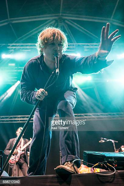 Ty Segall and the Muggers performs in concert during day 4 of Primavera Sound on June 4 2016 in Barcelona Spain