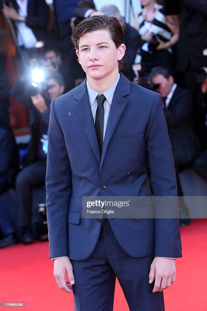 Tye Sheridan attends the Closing Ceremony during the 70th Venice International Film Festival at the Palazzo del Cinema on September 7, 2013 in Venice, Italy.
