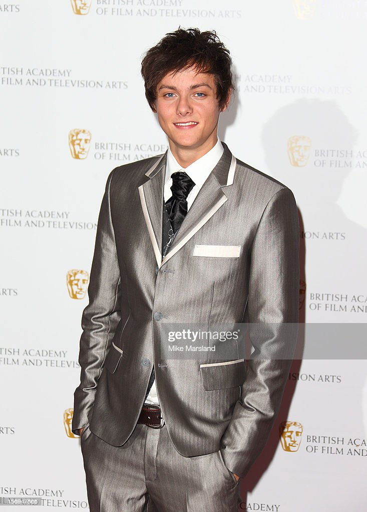 Tyger Drew-Honey attends the British Academy Children's Awards at London Hilton on November 25, 2012 in London, England.