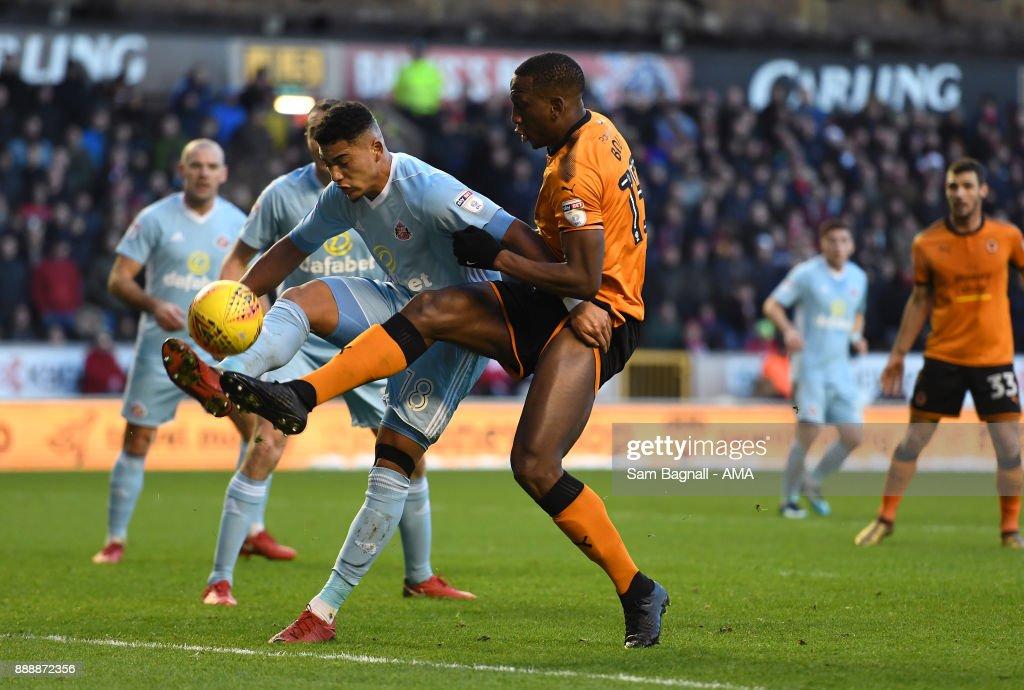 Wolverhampton Wanderers v Sunderland - Sky Bet Championship