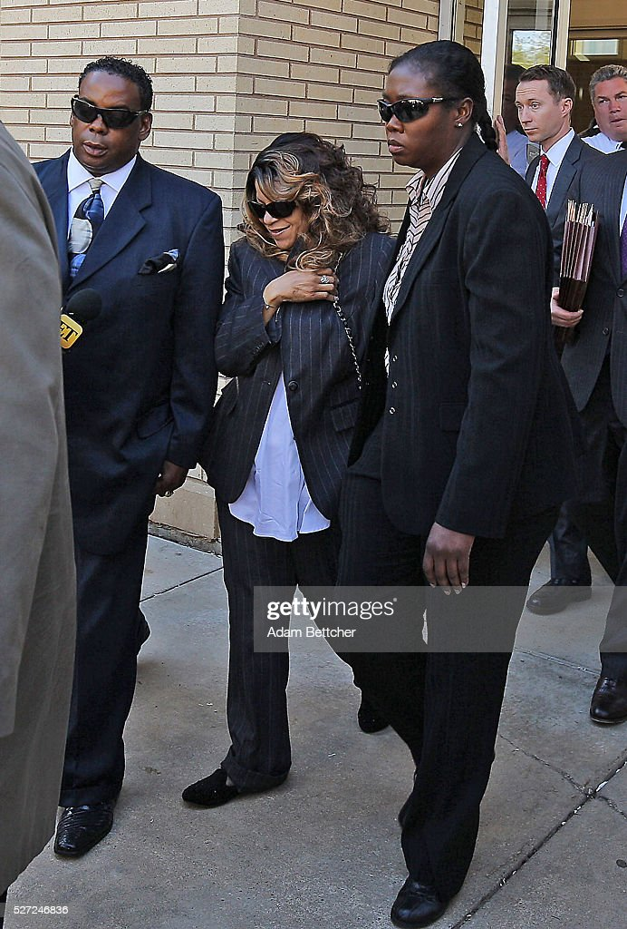 <a gi-track='captionPersonalityLinkClicked' href=/galleries/search?phrase=Tyka+Nelson&family=editorial&specificpeople=6472497 ng-click='$event.stopPropagation()'>Tyka Nelson</a>, the sister of Prince, and her attorneys exit the Carver County court house after the first hearing on the musician's estate on May 2, 2016 in Chaska, Minnesota. Prince Rogers Nelson, who died on April 21, left no known will for his assets, which have an estimated value of 100 million dollars .