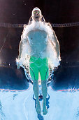 Tyler Clary of the United States competes in a preliminary heat for the Men's 400 Meter Individual Medley during Day One of the 2016 US Olympic Team...