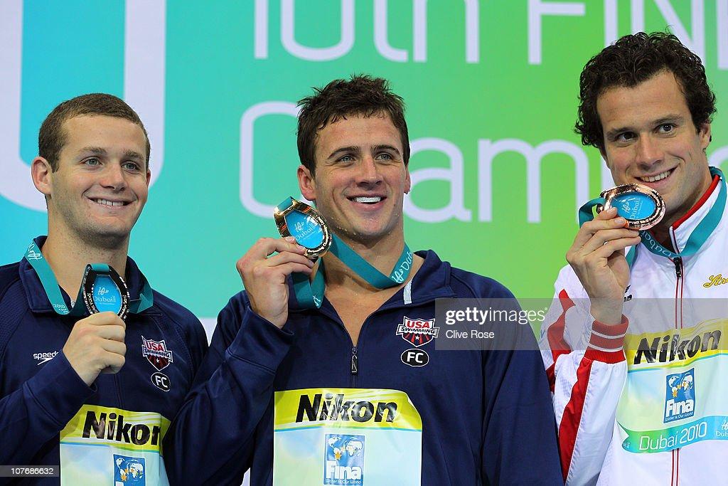 10th FINA World Swimming Championships  - Day Five