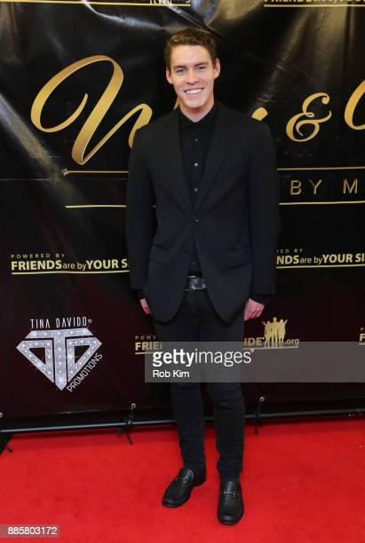 Tyler Clinton attends the 2017 One Night With The Stars Benefit at The Theater at Madison Square Garden on December 4 2017 in New York City