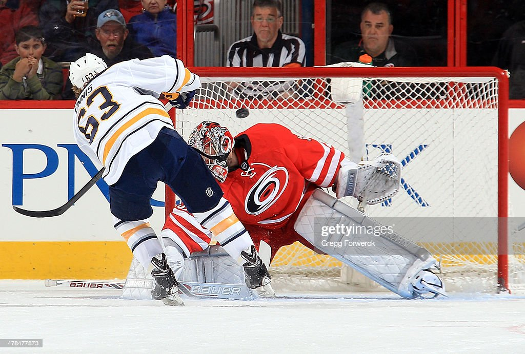 Buffalo Sabres v Carolina Hurricanes