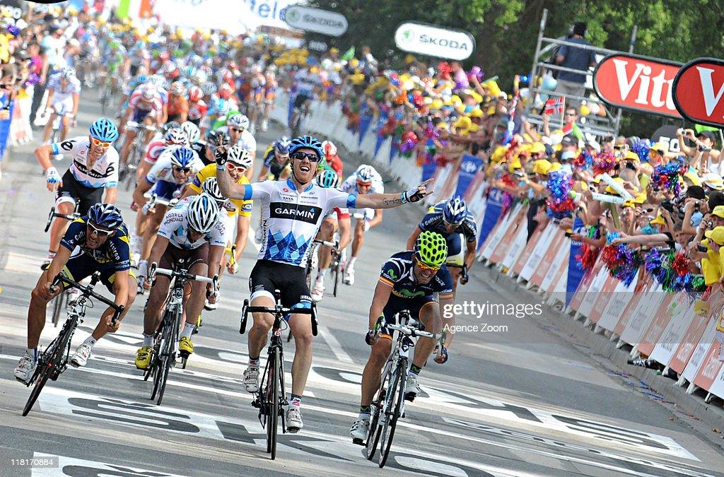 Le Tour de France 2011 - Stage Three