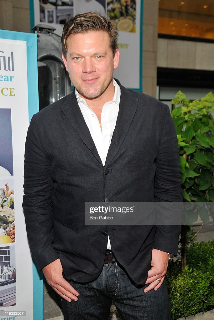 Tyler Florence Attends The 2011 House Beautiful Kitchen Of He Year Opening Night Gala