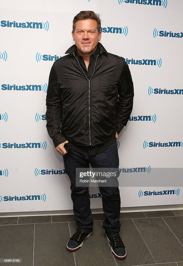 Tyler Florence visits at SiriusXM Studios on August 14, 2014 in New York City.