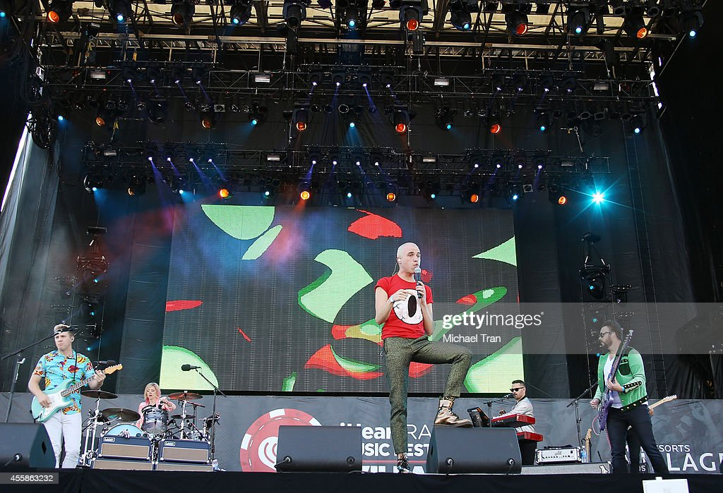 2014 iHeart Radio Music Festival Village