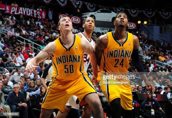 Ben Hansbrough Pacers