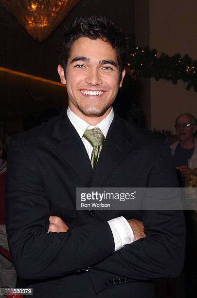 Tyler Hoechlin during 7th Annual Family Television Awards Arrivals at Beverly Hilton Hotel in Beverly Hills California United States