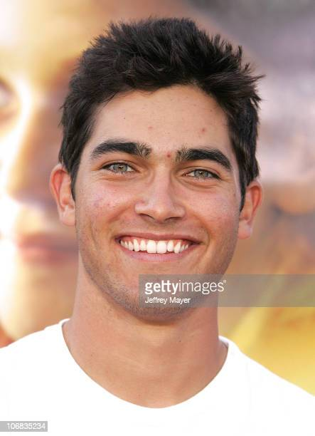 Tyler Hoechlin during DreamWorks Pictures' 'Dreamer Inspired by a True Story' Los Angeles Premiere Arrivals at Mann Village Theatre in Westwood...