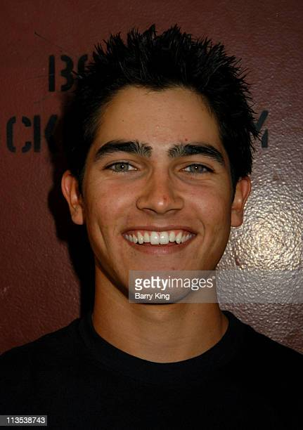 Tyler Hoechlin during Hollywood Knights Celebrity Basketball Game Garden Grove May 19 2004 at Garden Grove High School in Garden Grove California...