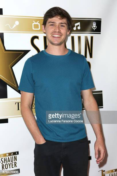 Tyler Hunt attends Gente Unidos concert for Hurricane Relief in Puerto Rico at Whisky a Go Go on November 19 2017 in West Hollywood California