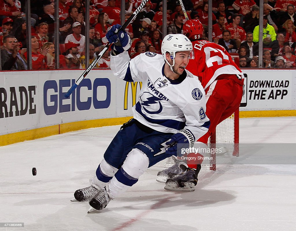Tampa Bay Lightning v Detroit Red Wings - Game Six