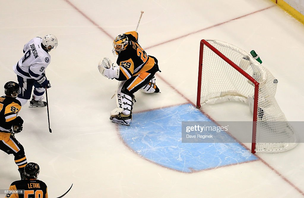 Tampa Bay Lightning V Pittsburgh Penguins Game Five Getty Images