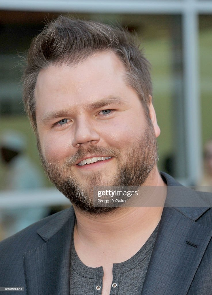 Tyler Labine arrives at the Los Angeles Premiere of 'A Good Old Fashioned Orgy' at the ArcLight Theater on August 25 2011 in Hollywood California