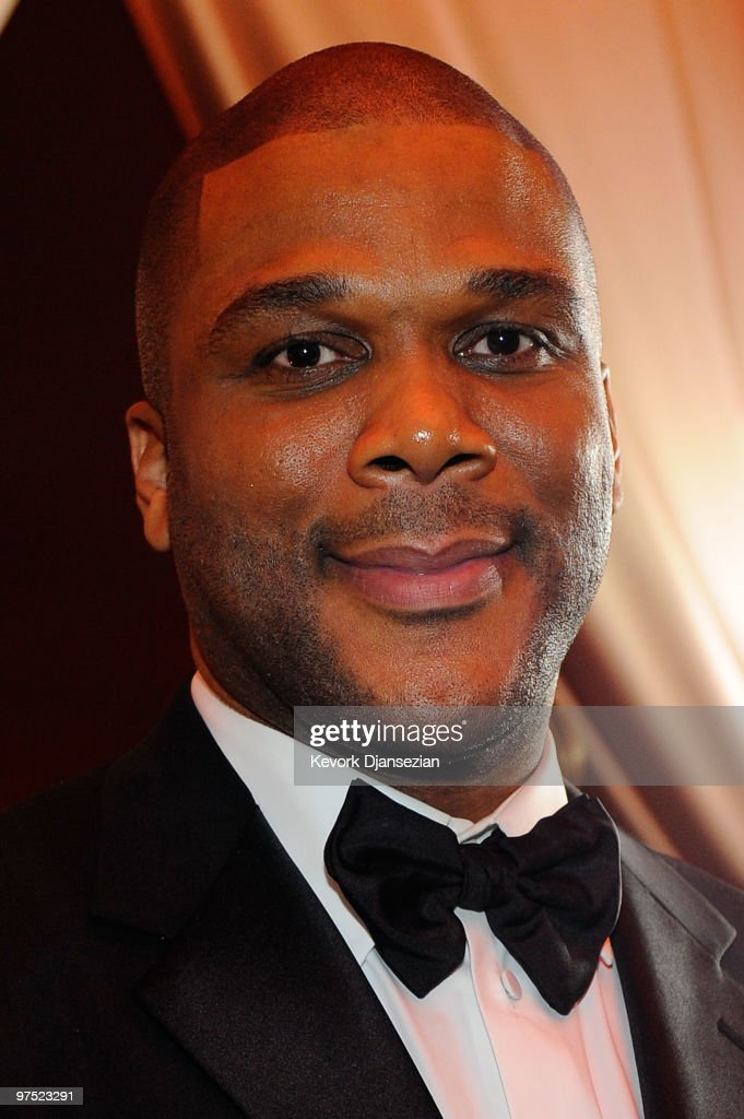 Tyler Perry attends the 82nd Annual Academy Awards Governor's Ball held at Kodak Theatre on March 7 2010 in Hollywood California