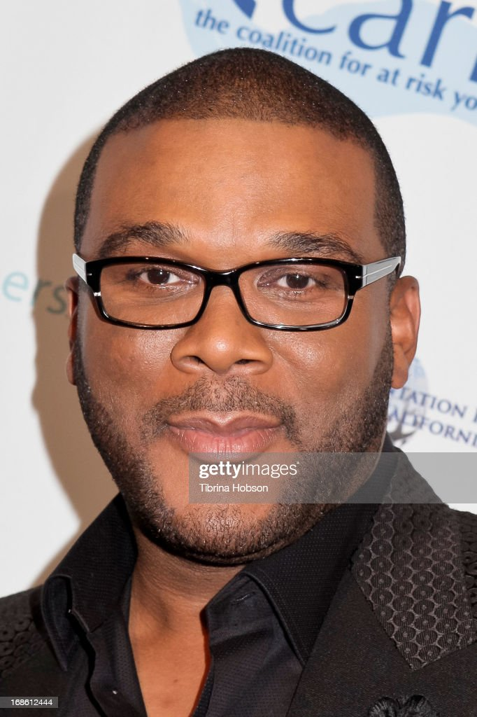 <a gi-track='captionPersonalityLinkClicked' href=/galleries/search?phrase=Tyler+Perry&family=editorial&specificpeople=678008 ng-click='$event.stopPropagation()'>Tyler Perry</a> attends the 'Shall We Dance' annual gala for the coalition for at-risk youth at The Beverly Hilton Hotel on May 11, 2013 in Beverly Hills, California.