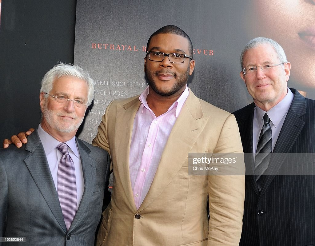 <a gi-track='captionPersonalityLinkClicked' href=/galleries/search?phrase=Tyler+Perry&family=editorial&specificpeople=678008 ng-click='$event.stopPropagation()'>Tyler Perry</a> attends the '<a gi-track='captionPersonalityLinkClicked' href=/galleries/search?phrase=Tyler+Perry&family=editorial&specificpeople=678008 ng-click='$event.stopPropagation()'>Tyler Perry</a>'s Temptation: Confessions Of A Marriage Counselor' Atlanta Screening at AMC Parkway Pointe on March 16, 2013 in Atlanta, Georgia.