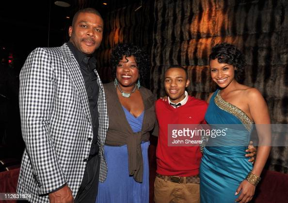 Tyler perry family