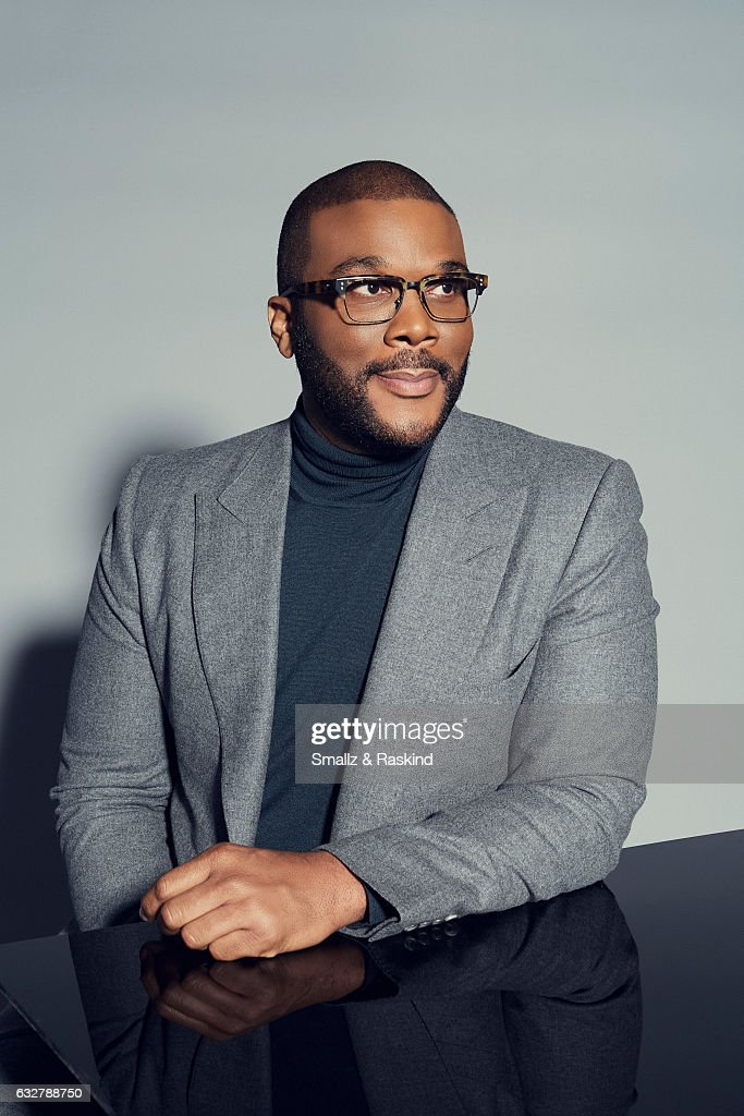 Tyler Perry poses for a portrait at the 2017 People's Choice Awards at the Microsoft Theater on January 18, 2017 in Los Angeles, California.