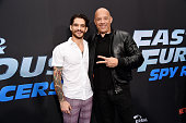 """Fast and Furious: Spy Racers"" World Premiere"