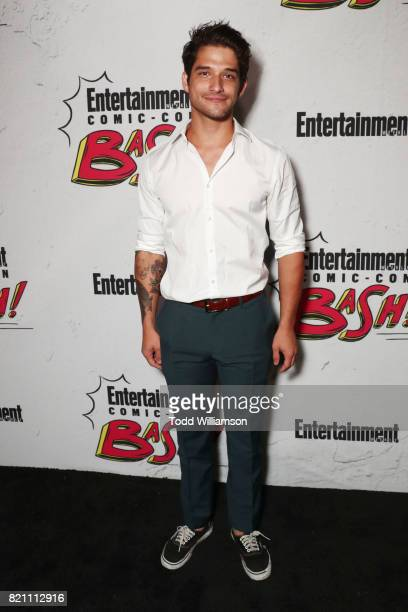 Tyler Posey at Entertainment Weekly's annual ComicCon party in celebration of ComicCon 2017 at Float at Hard Rock Hotel San Diego on July 22 2017 in...
