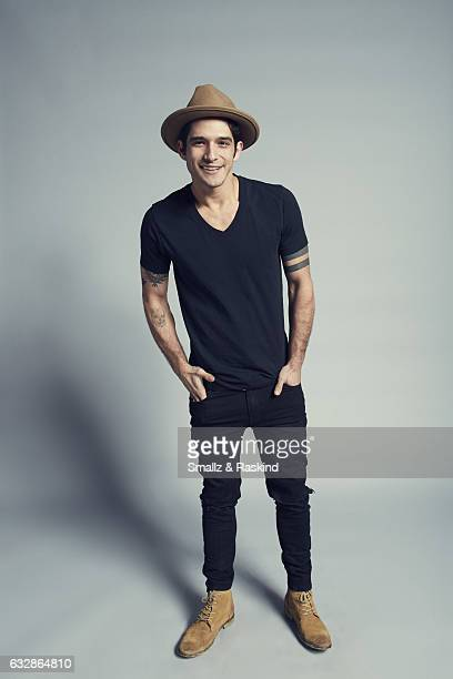 Tyler Posey poses for a portrait at the 2017 People's Choice Awards at the Microsoft Theater on January 18 2017 in Los Angeles California