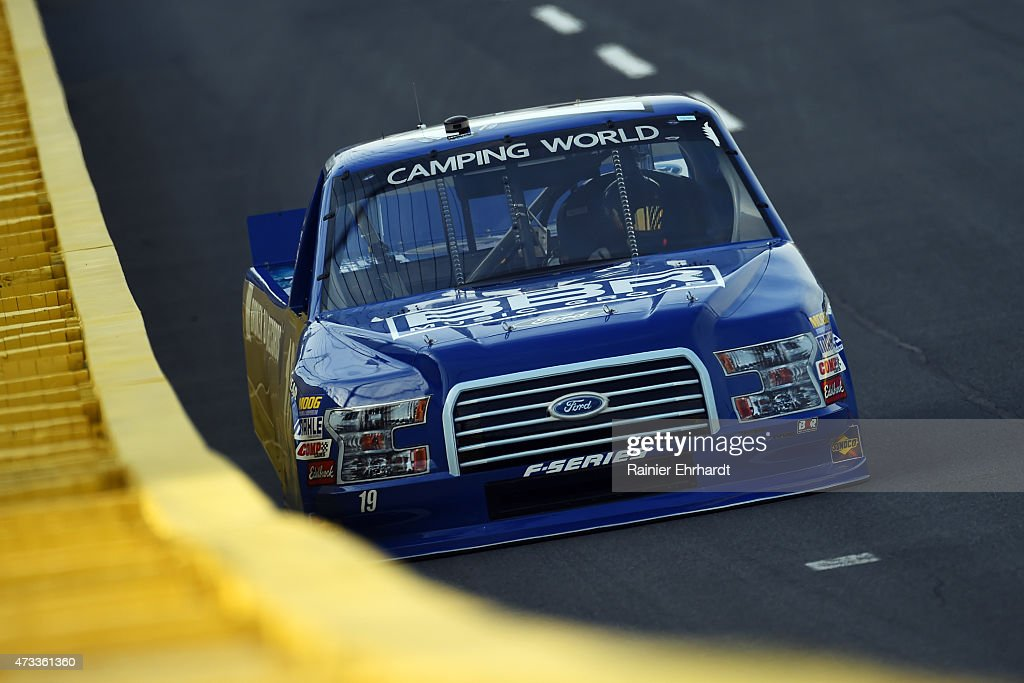 ... practices for the nascar camping world truck series north carolina