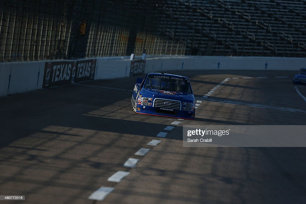 Texas Motor Speedway Day 1 Getty Images