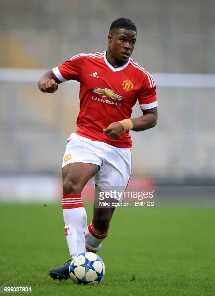 Tyler Reid Manchester United