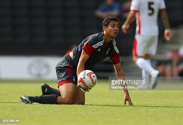 Tyler Walker of Nottingham Forest