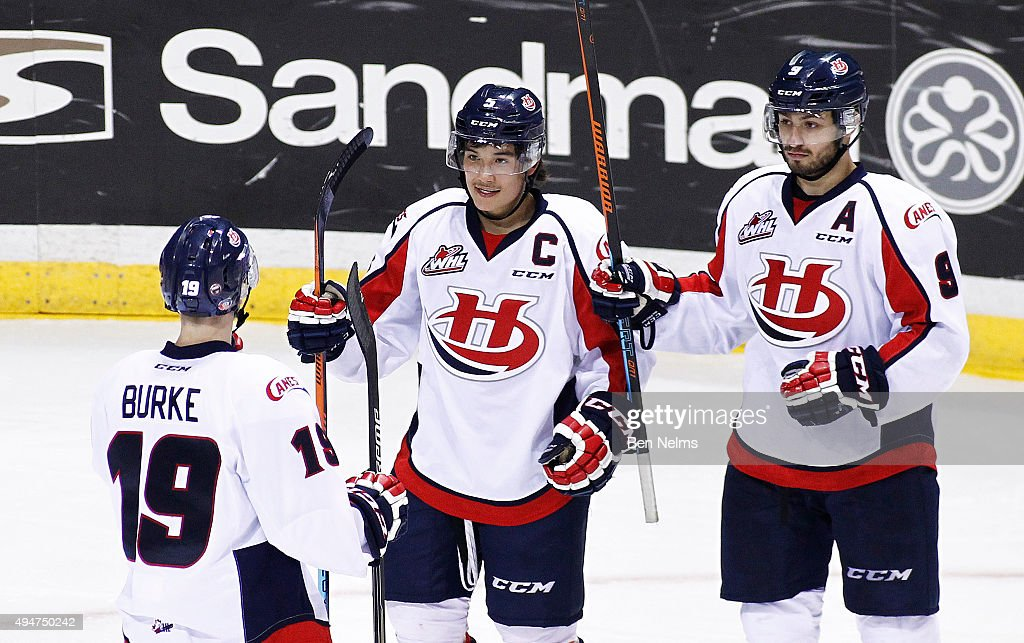 WHL: Lethbridge Forward Our Player Of Half-season