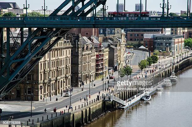 Tyne Bridge and Quayside, Newcastle upon Tyne