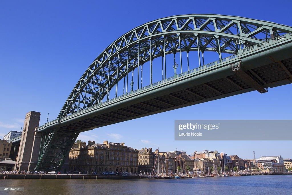 Tyne bridge over the River Tyne