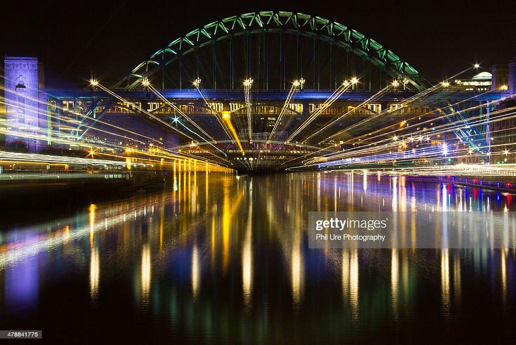Tyne Bridge Zoom