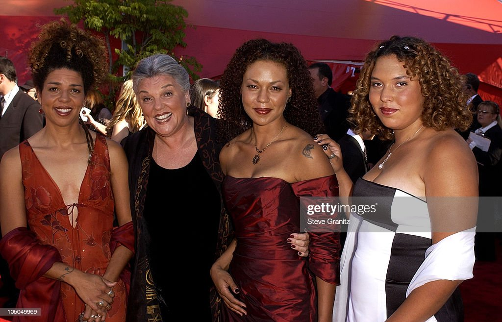 Tyne Daly and daughter...