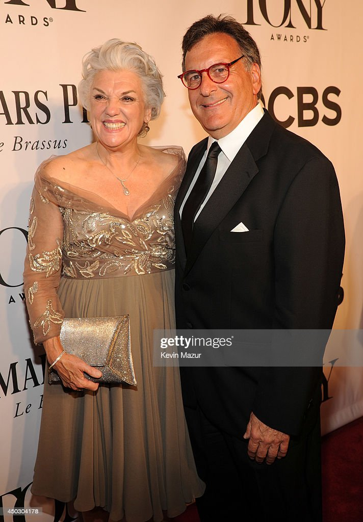 Tyne Daly attends the 68th Annual Tony Awards at Radio City Music Hall on June 8, 2014 in New York City.