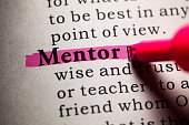 Fake Dictionary, Dictionary definition of the word mentor.