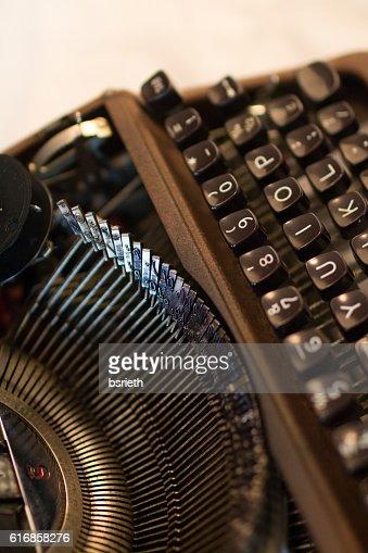 Typewriter 3 : Stock Photo