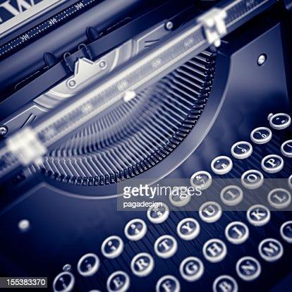 typewriter : Stock Photo