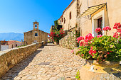 Corsica is the largest French island on Mediterranean Sea and most popular holiday destination for French people.